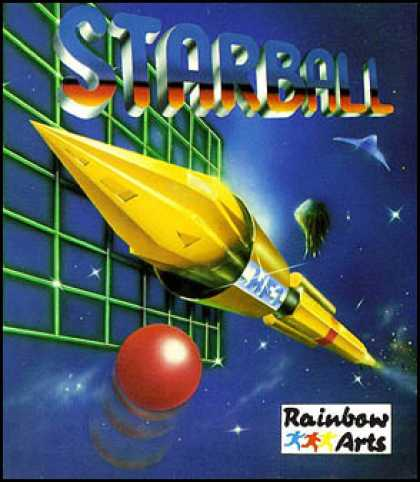 C64 Games - Starball