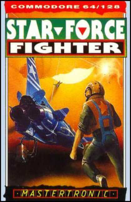 C64 Games - Star Force Fighter