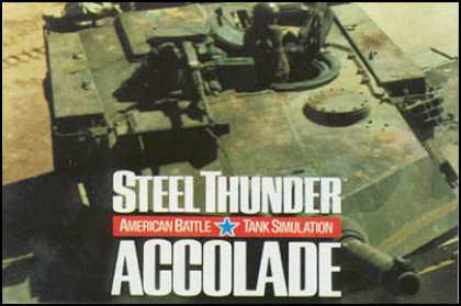 C64 Games - Steel Thunder