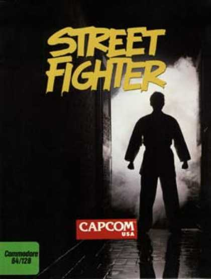 C64 Games - Street Fighter