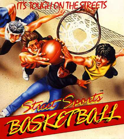 C64 Games - Street Sports Basketball