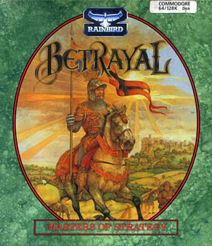 C64 Games - Betrayal