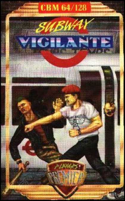 C64 Games - Subway Vigilante
