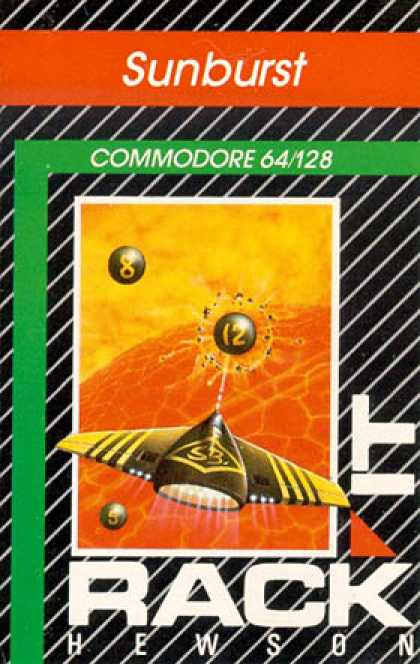 C64 Games - Sunburst