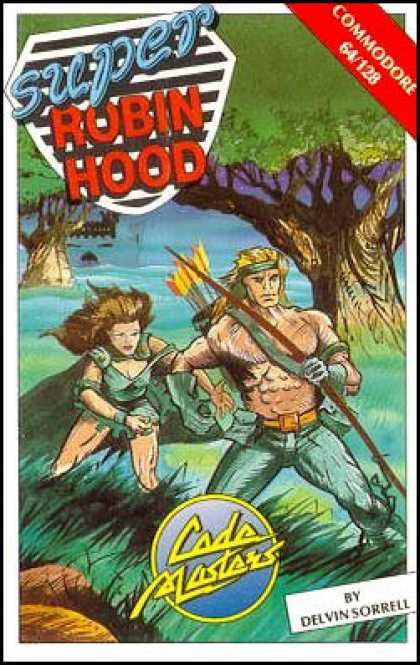 C64 Games - Super Robin Hood