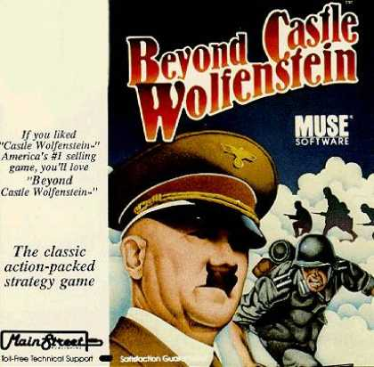 C64 Games - Beyond Castle Wolfenstein