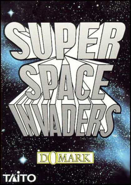 C64 Games - Super Space Invaders