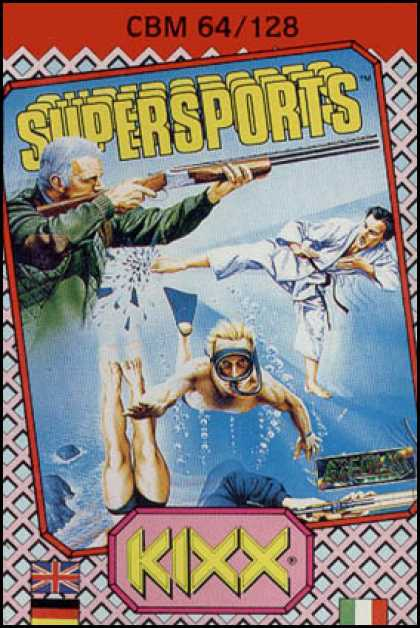C64 Games - Supersports