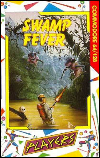 C64 Games - Swamp Fever