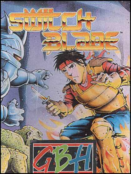 C64 Games - Switchblade