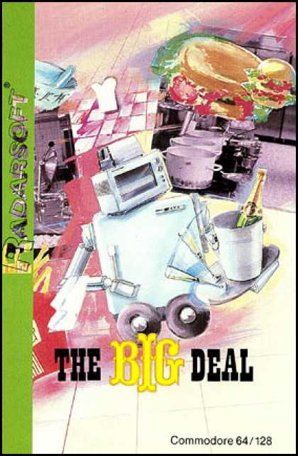 C64 Games - Big Deal