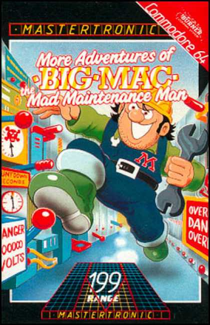 C64 Games - Big Mac