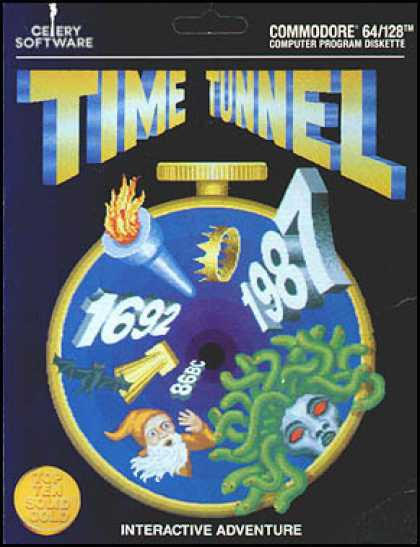 C64 Games - Time Tunnel