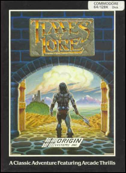 C64 Games - Times of Lore