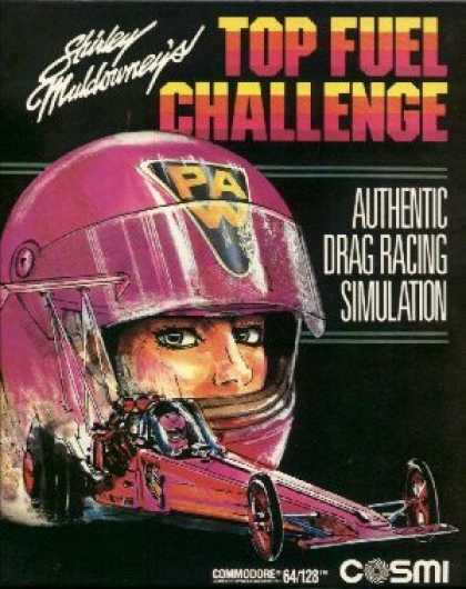 C64 Games - Top Fuel Challenge