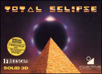 C64 Games - Total Eclipse