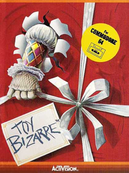 C64 Games - Toy Bizarre