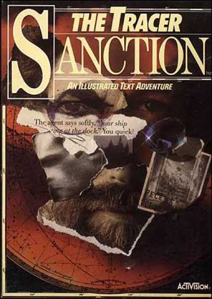 C64 Games - Tracer Sanction, The