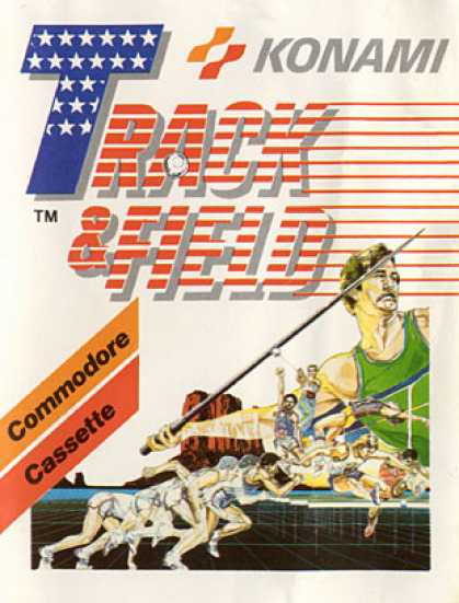 C64 Games - Track & Field