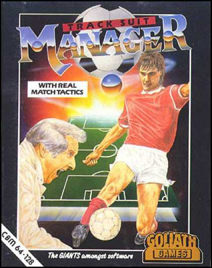 C64 Games - Track Suit Manager