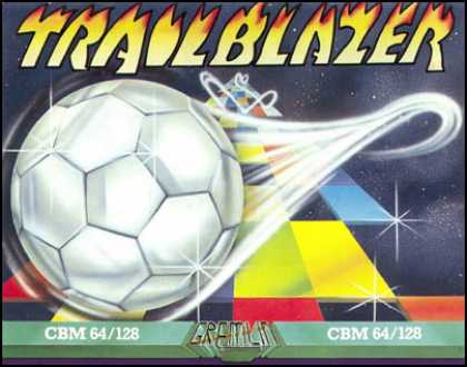 C64 Games - Trailblazer