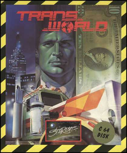 C64 Games - TransWorld
