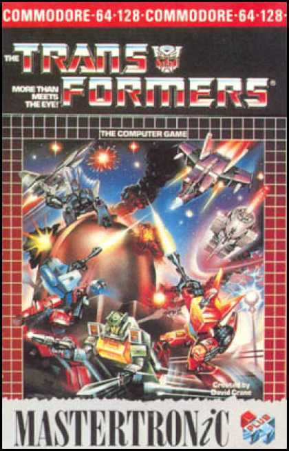 C64 Games - Transformers