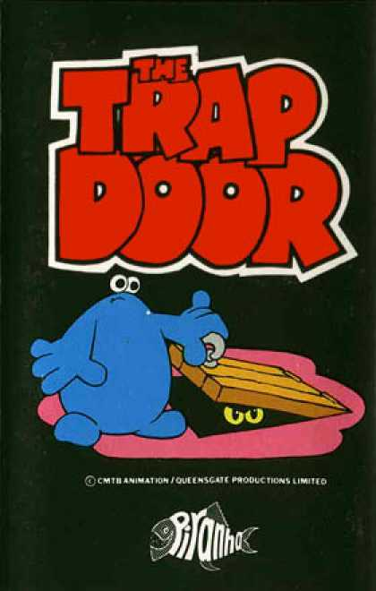 C64 Games - Trap Door, The