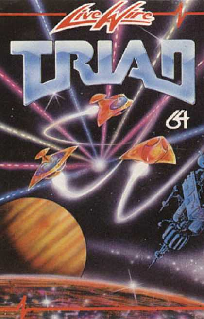 C64 Games - Triad
