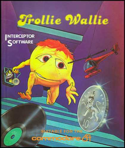C64 Games - Trollie Wallie
