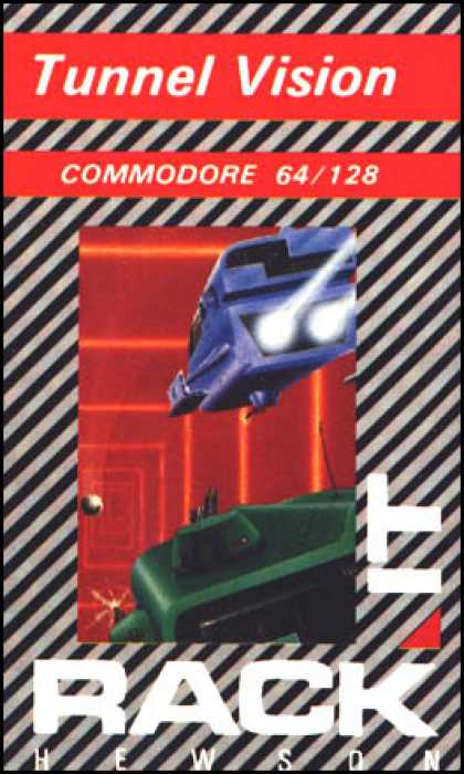 C64 Games - Tunnel Vision