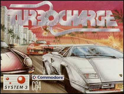C64 Games - Turbo Charge