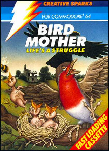 C64 Games - Bird Mother