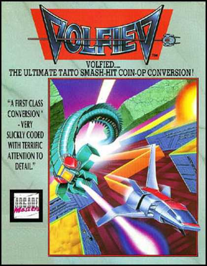C64 Games - Volfied