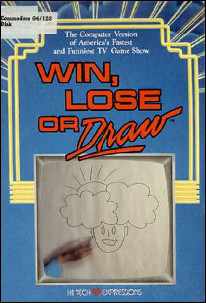 C64 Games - Win, Lose or Draw