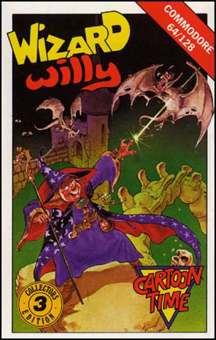 C64 Games - Wizard Willy
