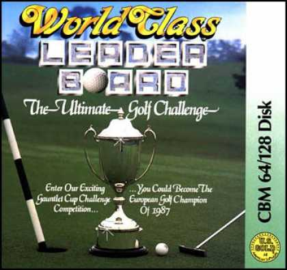 C64 Games - World Class Leaderboard