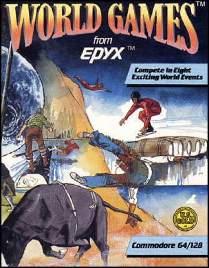 C64 Games - World Games
