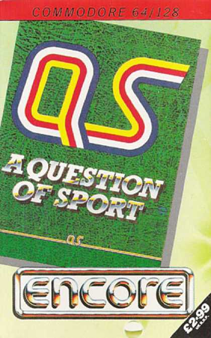 C64 Games - A Question of Sport
