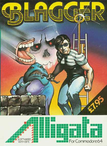 C64 Games - Blagger