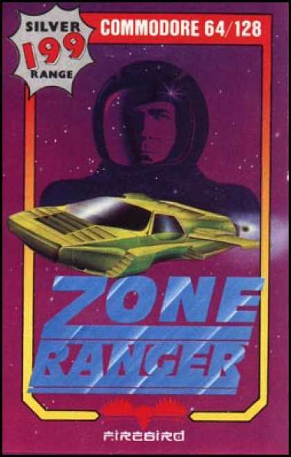 C64 Games - Zone Ranger