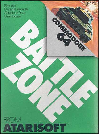C64 Games - Battlezone