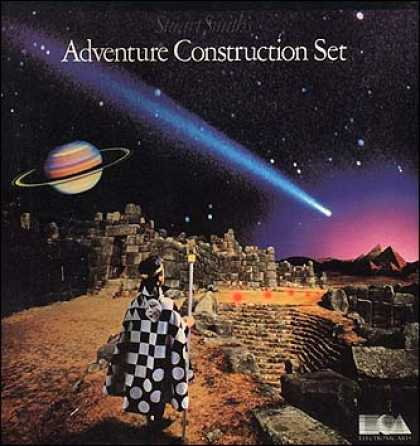 C64 Games - Adventure Construction Set