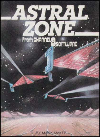 C64 Games - Astral Zone