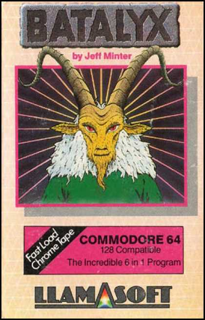 C64 Games - Batalyx
