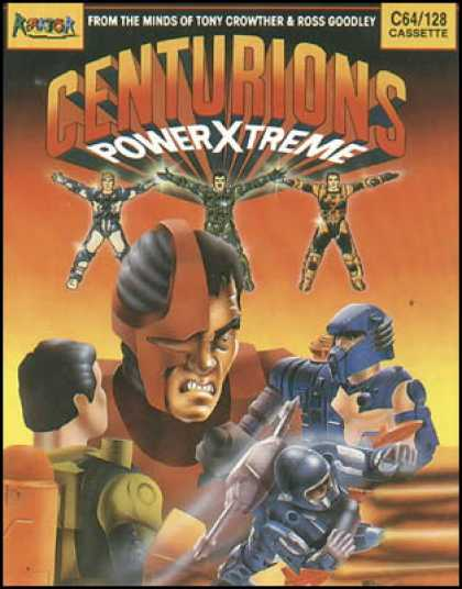 C64 Games - Centurions Power X Treme
