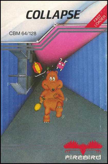 C64 Games - Collapse