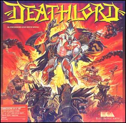 C64 Games - Deathlord