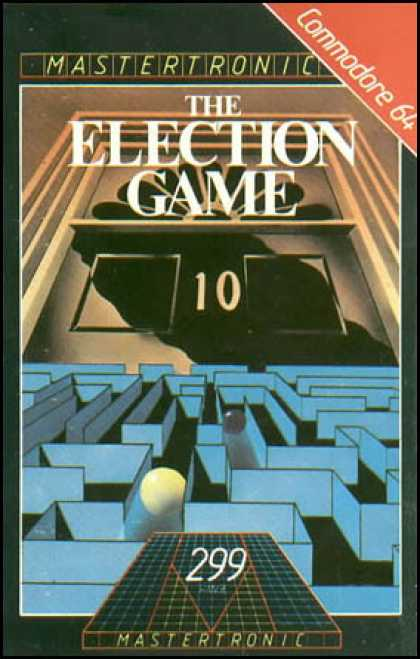 C64 Games - Election Game, The