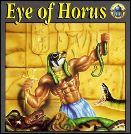 C64 Games - Eye of Horus